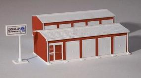 Railtown 2Unt Self Storage Faclty HO-Scale