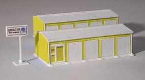Railtown 2Unt Self Storage Faclty - HO-Scale