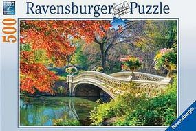 Ravensburger Romantic Bridge 500pcs Jigsaw Puzzle 0-599 Piece #14231