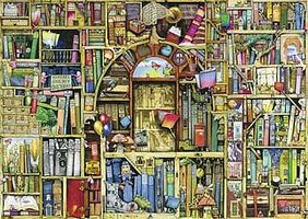 Ravensburger Bizarre Bookshop 2 1000pcs