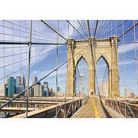 Ravensburger Brooklyn Bridge View 1000pcs Jigsaw Puzzle 600-1000 Piece #19424