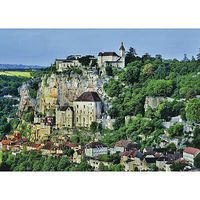 Ravensburger Mountainside Village 1000pcs Jigsaw Puzzle 600-1000 Piece #19520