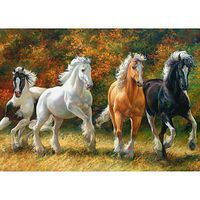 Ravensburger Galloping Horses 1000pcs Jigsaw Puzzle 600-1000 Piece #19522