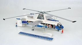 Revell-Germany Fairey Rotodyne Plastic Model Airplane Kit 1/78 Scale #00013
