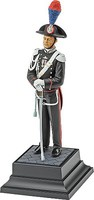 Revell-Germany Carabiniere Plastic Model Military Figure 1/16 Scale #02802
