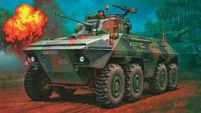 Revell-Germany SpPz 2 Luchs Plastic Model Military Vehicle Kit 1/35 Scale #03036