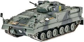 Revell-Germany Warrior MCV Tank British Plastic Model Military Vehicle Kit 1/72 Scale #03128