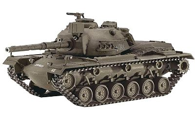 Revell of Germany 1/72 M48 Patton Battle Tank (D)