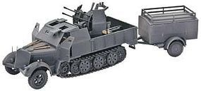 Revell-Germany Sd.Kfz. 7/1 Plastic Model Military Vehicle Kit 1/72 Scale #03195