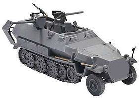 Revell-Germany Sd.Kfz. 251/16 Ausf. C Plastic Model Military Vehicle Kit 1/72 Scale #03197