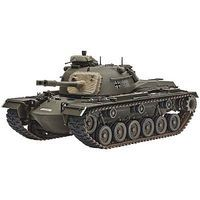 Revell-Germany M48 A2/A2C Plastic Model Military Vehicle Kit 1/35 Scale #03206