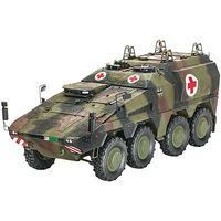 Revell-Germany GTK Boxer SgSanKfz Plastic Model Military Vehicle Kit 1/35 Scale #03241