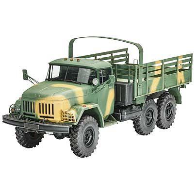 ff9274ef0e9624 Revell-Germany ZiL-131 (NVA + Soviet Army) Plastic Model Military Vehicle  Kit 1 35 Scale  03245.