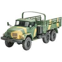 Revell-Germany ZiL-131 (NVA + Soviet Army) Plastic Model Military Vehicle Kit 1/35 Scale #03245