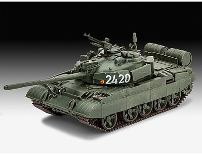 Trumpeter 7146 Russian T-62 Main Battle Tank Mod.1962 in 1:72