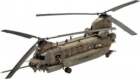 Revell-Germany MH-47 Chinooc Helicopter 1-72