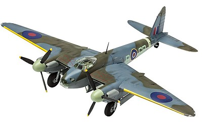 Revell-Germany D.H. Mosquito Bomber Plastic Model Airplane Kit 1/48 Scale #03923