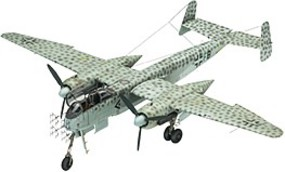 Revell-Germany Heinkel HE219 A-O Nightfighter Plastic Model Airplane Kit 1/32 Scale #03928