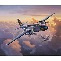 Revell-Germany P-70 Nighthawk Plastic Model Airplane Kit 1/72 Scale #03939