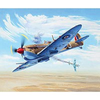Revell-Germany Spitfire Mk.Vc Plastic Model Airplane Kit 1/48 Scale #03940