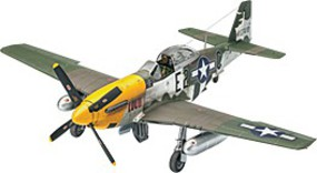 Revell-Germany P--51D Mustang 1-32