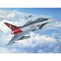 Revell-Germany Eurofighter Typhoon/Batch 3 Plastic Model Airplane Kit 1/72 Scale #03952