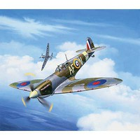 Revell-Germany Spitfire Mk.lia Plastic Model Airplane Kit 1/72 Scale #03953