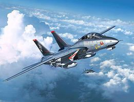 Revell-Germany F-14D Super Tomcat Plastic Model Airplane Kit 1/72 Scale #03960