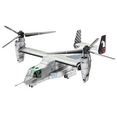 Revell-Germany Bell V-22 Osprey Plastic Model Airplane Kit 1/72 Scale #03964