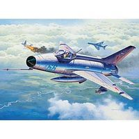 Revell-Germany MiG-21 F.13 Plastic Model Airplane Kit 1/72 Scale #03967