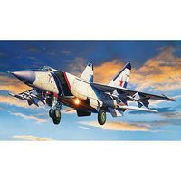 Revell-Germany MiG-25 Foxbat Plastic Model Airplane Kit 1/144 Scale #03969