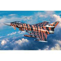 Revell-Germany Eurofighter Bronze Tiger Plastic Model Airplane Kit 1/144 Scale #03970