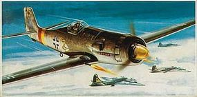 Focke Wulf Ta 152H Plastic Model Airplane Kit 1/72 Scale #03981