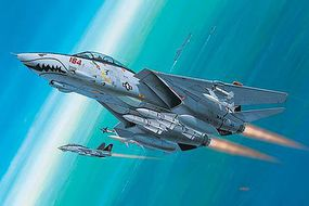 Revell-Germany 1/144 F14D Grim Reapers USN Fighter (D)