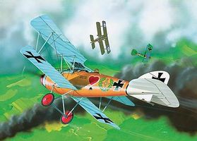 Revell-Germany Albatross D.III Plastic Model Airplane Kit 1/72 Scale #04062
