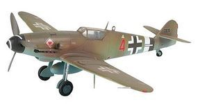 Revell-Germany Messerschmitt Bf 109 G-10 Plastic Model Airplane Kit 1/72 Scale #04160