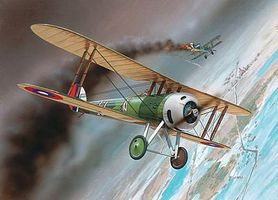 Revell-Germany Nieuport 28 Plastic Model Airplane Kit 1/72 Scale #04189