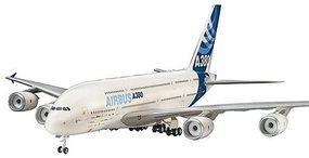 Revell-Germany Airbus A380 First Flight Aircraft Plastic Model Airplane Kit 1/144 Scale #04218