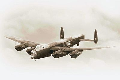 Revell-Germany Lancaster B.III Dambusters Plastic Model Airplane Kit 1/72 Scale #04295