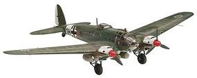 Revell-Germany Heinkel He 111 H-6 Plastic Model Airplane Kit 1/72 Scale #04377