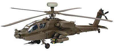 Apache AH-64 D British/US Army Plastic Model Helicopter Kit 1/48 Scale #04420