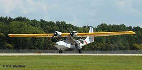 Revell-Germany PBY-5A Catalina Plastic Model Airplane Kit 1/48 Scale #04507