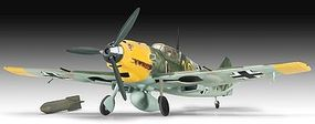 Revell-Germany Messerschmitt Bf 109 E-4 Plastic Model Airplane Kit 1/72 Scale #04679