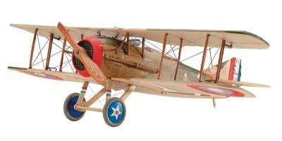 Revell-Germany Spad XIII WW1 Fighter Plastic Model Airplane Kit 1/28 Scale #04730