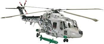 Revell-Germany Westland Lynx HAS.3 Plastic Model Helicopter Kit 1/32 Scale #04837