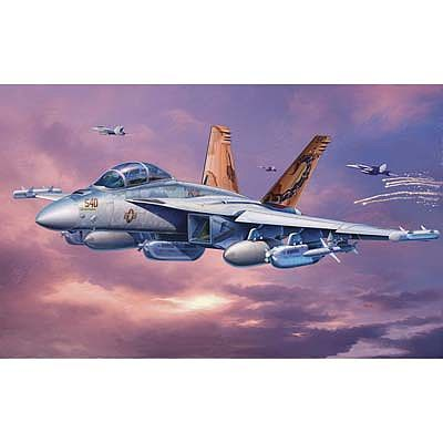 Revell of Germany EA-18G Growler -- Plastic Model Airplane Kit -- 1/144 Scale -- #04904