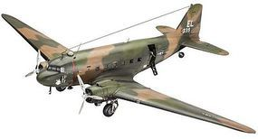 Revell-Germany AC-47D Gunship Plastic Model Airplane Kit 1/48 Scale #04926