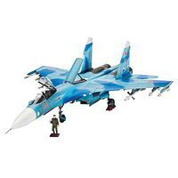 Revell-Germany Sukhoi Su-27SM Plastic Model Airplane Kit 1/72 Scale #04937
