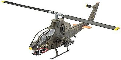 Revell of Germany 1/72 Bell AH-1G Cobra