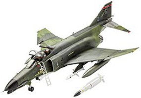 F-4G Phantom USAF Plastic Model Airplane Kit 1/32 Scale #04959